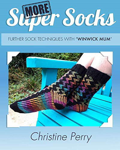 [Book: 'More Super Socks' by Christine Perry]