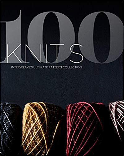 [Book: '100 Knits' by Interweave Knits]