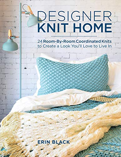 [Book: 'Designer Knit Home' by Erin Black]