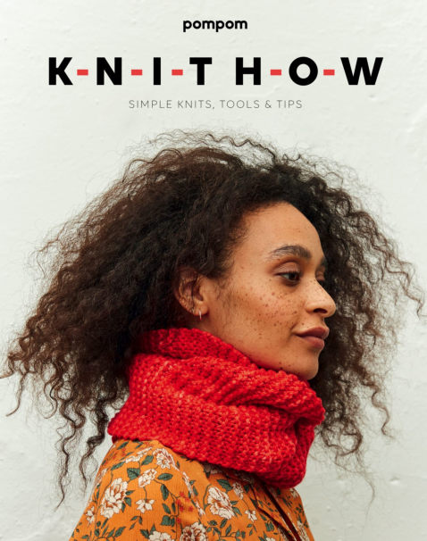 [Book: 'Knit How' by Pom Pom Press]