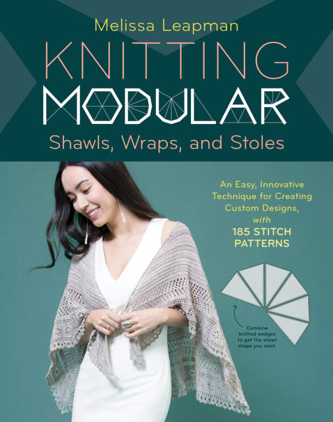 [Book: 'Knitting Modular' by Melissa Leapman]