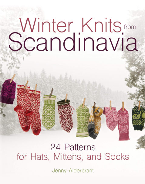 [Book: 'Winter Knits from Scandinavia' by Jenny Alderbrant]