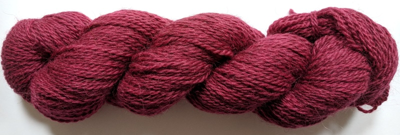 New yarn: Rowan Yarns Moordale