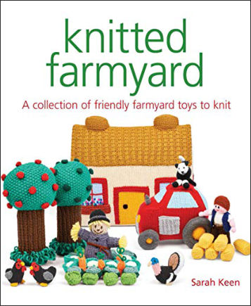 [Book: 'Knitted Farmyard' by Sarah Keen]