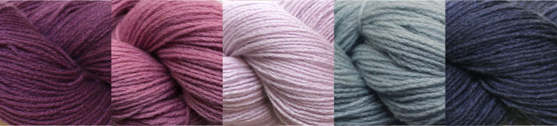 New yarn: Sunday Knits Heaven