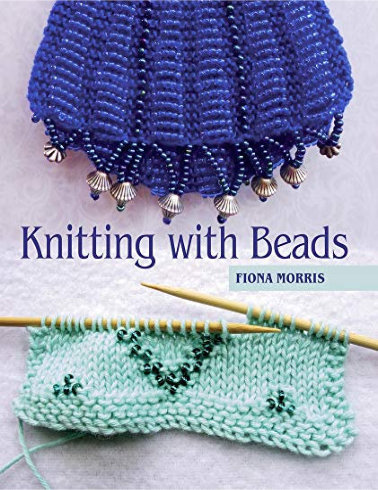 [Book: 'Knitting with Beads' by Fiona Morris]