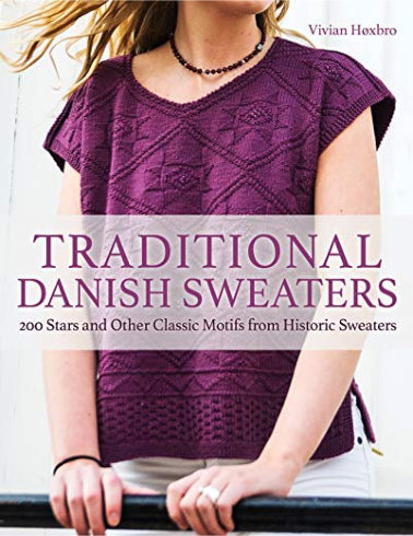 [Book: 'Traditional Danish Sweaters' by Vivian Høxbro]