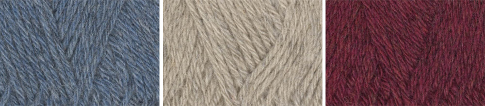 New yarn: Queensland Collection Walkabout