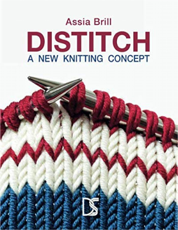 [Book: 'Distitch' by Assia Brill]
