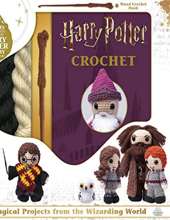 [Book: 'Harry Potter Crochet' by Lucy Collin]