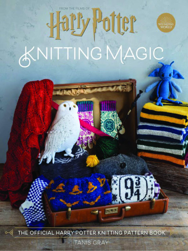 [Book: 'Harry Potter Knitting Magic' by Tanis Gray]