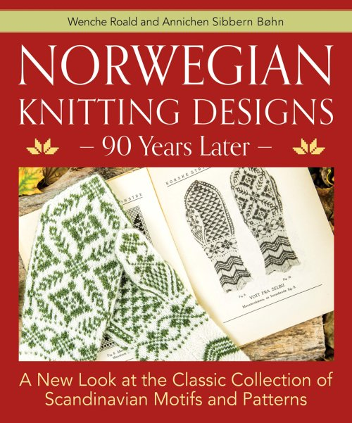 [Book: 'Norwegian Knitting Designs - 90 Years Later' by Wenche Roald]