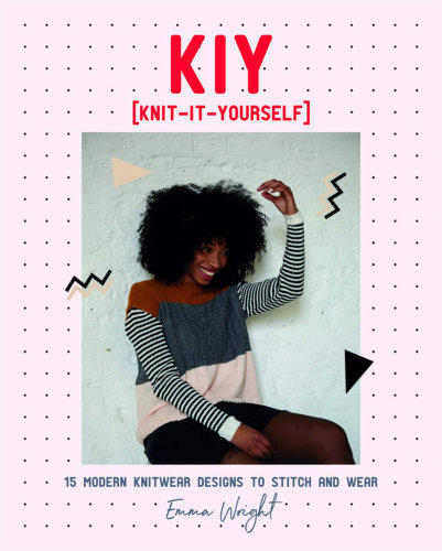 [Book: 'Knit-It-Yourself' by Emma Wright]