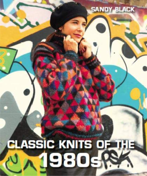 [Book: 'Classic Knits of the 1980s' by Sandy Black]