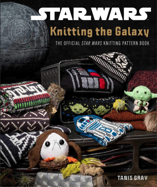 [Book: 'Knitting The Galaxy' by Tanis Gray]