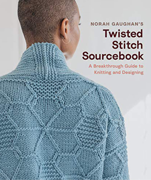 [Book: 'Twisted Stitch Sourcebook' by Norah Gaughan]