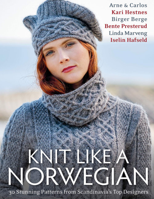 [Book: 'Knit Like A Norwegian' by ]