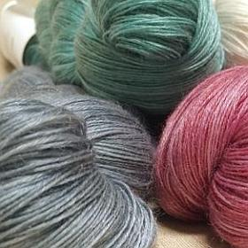 Photo of 'Meridian' yarn