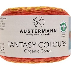 Photo of 'Fantasy Colours' yarn