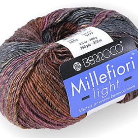 Photo of 'Millefiori Light' yarn