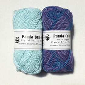 Photo of 'Panda Cotton' yarn
