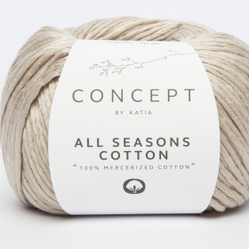 Photo of 'Concept All Seasons Cotton' yarn