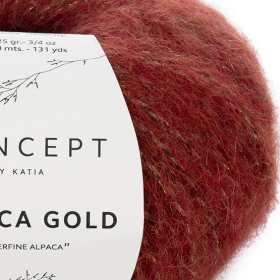 Photo of 'Concept Alpaca Gold' yarn
