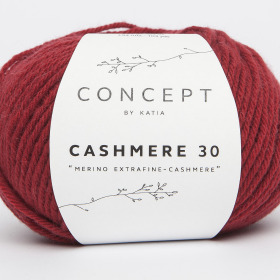 Photo of 'Concept Cashmere 30' yarn