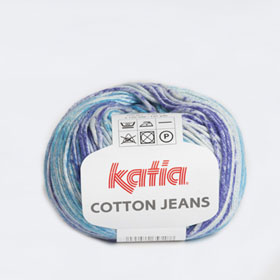 Photo of 'Cotton Jeans' yarn