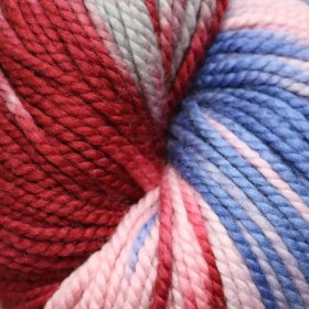 Photo of 'Knitologie Bouncy Worsted' yarn