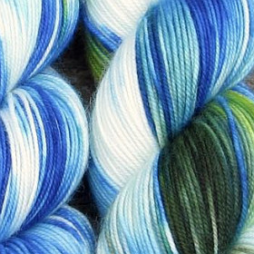 Photo of 'Hot Shot' yarn