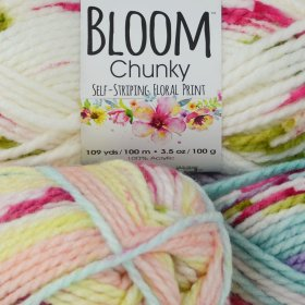 Photo of 'Bloom Chunky' yarn