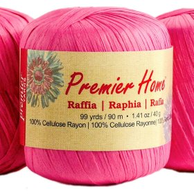 Photo of 'Home Raffia' yarn