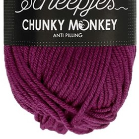 Photo of 'Chunky Monkey' yarn